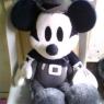 Mickey mouse black xl
